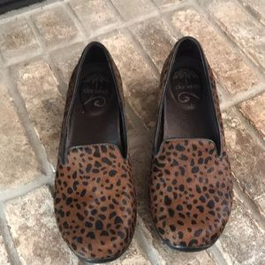Leopard Dansko